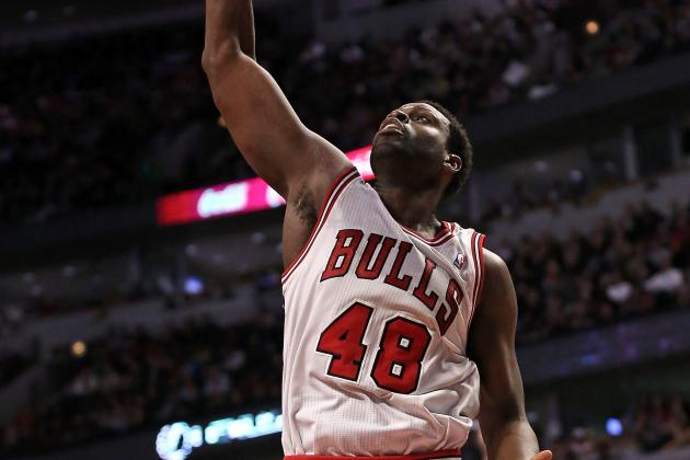 Chicago Bulls Are Lucky to Have a Player Like Veteran Nazr Mohammed
