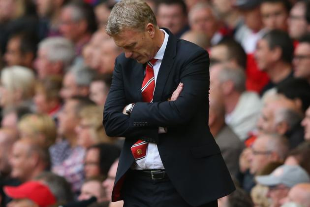 Manchester United's Defeat at Liverpool Highlights Their Problem Area