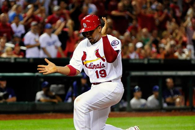 Cardinals Activate Tony Cruz from DL, Recall Adron Chambers