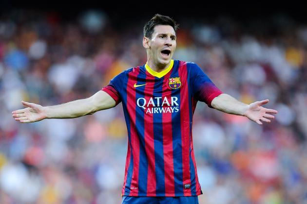 Does Barcelona's Lionel Messi Ever Get Too Much Credit?