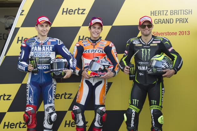 British MotoGP 2013: Biggest Winners and Losers from Silverstone's Action