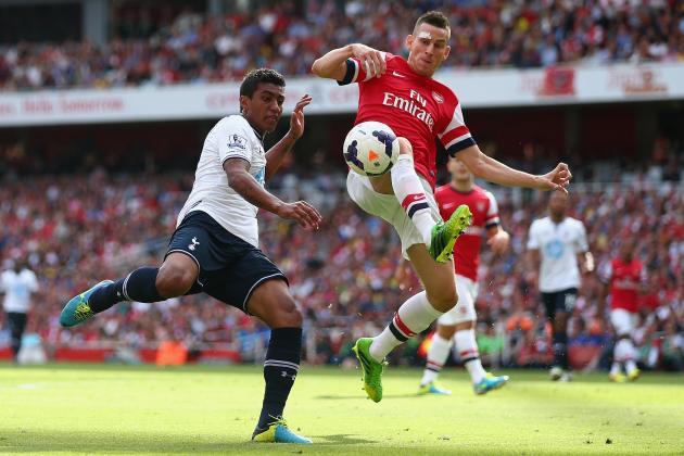 Arsenal vs. Tottenham Hotspur: Premier League Live Score, Highlights, Recap