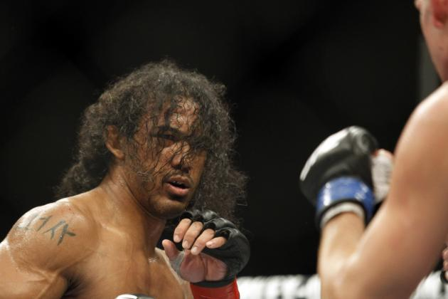 Henderson vs Pettis 2: Benson Henderson Has Nothing Left to Offer Anthony Pettis
