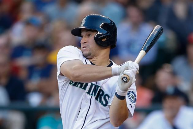 Mike Zunino Will Rejoin Mariners Tomorrow, Catch for Felix