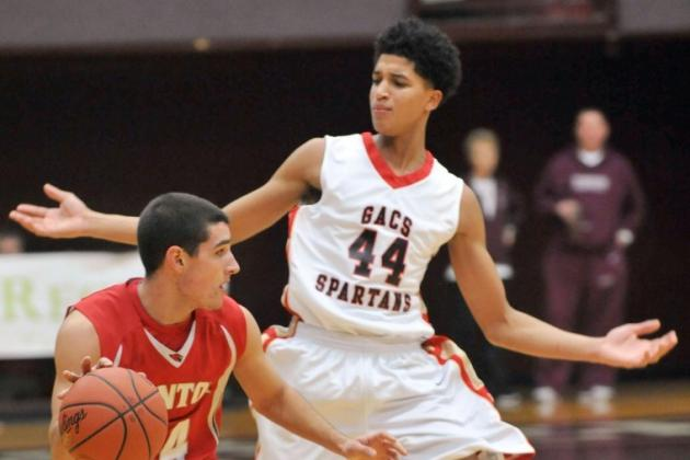 Virginia Lands 2014 3-Star SF Isaiah Wilkins