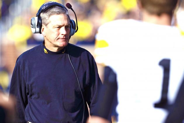 Iowa Football Needs to Start Thinking About Replacements for Kirk Ferentz