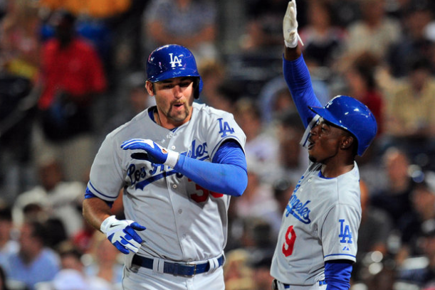 Scott Van Slyke, Stephen Fife Among 5 Dodgers Recalled from Triple-A
