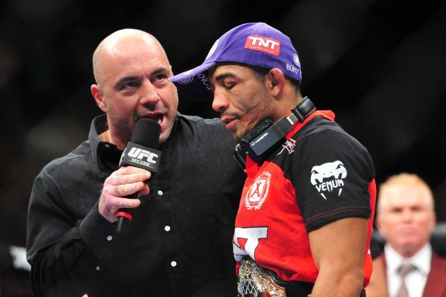 Dana White: Jose Aldo's Manager Is Making Him Look Scared of Anthony Pettis