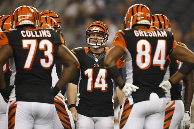 Previewing Best Individual Matchups to Watch in Bengals' Week 1 Action