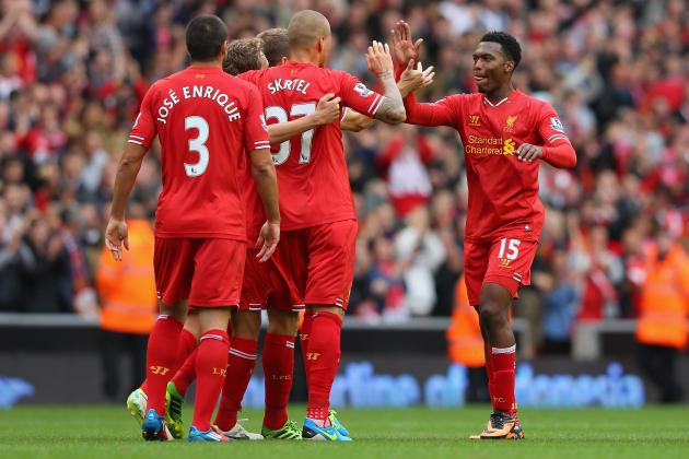 Liverpool's Surprisingly Amazing Defence Key to Great Start, Win over Man United