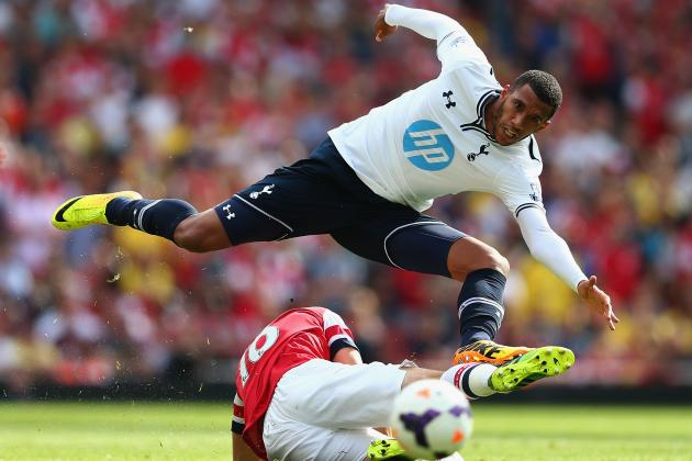 Tottenham's Midfield Did Little to Prove They're AVB's Best Lineup vs. Arsenal