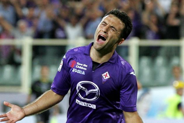 Genoa v Fiorentina
