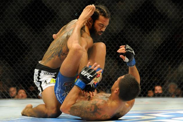 Benson Henderson vs Anthony Pettis 2: What Went Wrong for Bendo