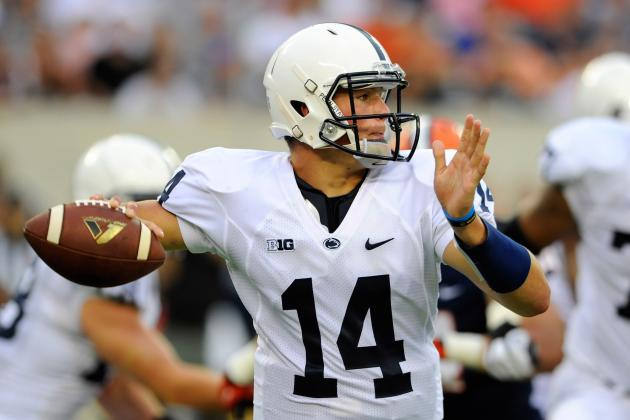 Syracuse vs Penn State: Christian Hackenberg Will Star for Nittany Lions in 2013