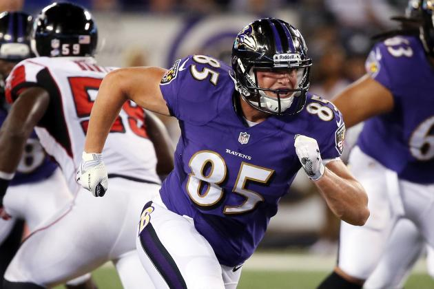 Ravens Bring Back Furstenburg, Others to Practice Squad