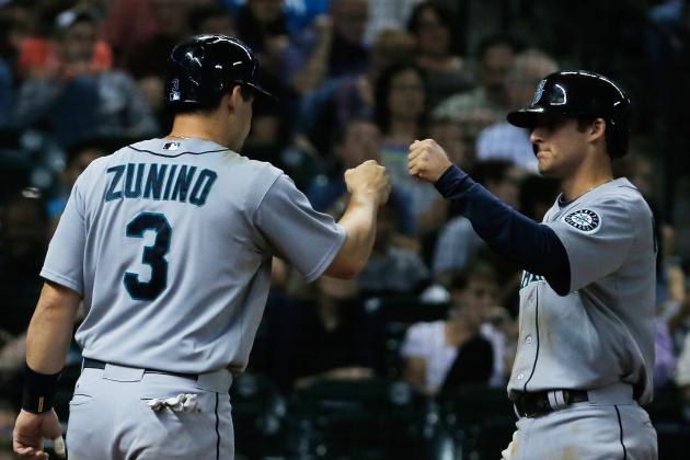 Tom Wilhelmsen Back with Mariners, Mike Zunino Up Tomorrow