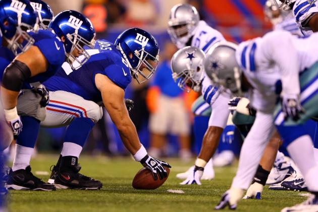 Dissecting Best Individual Matchups to Watch in New York Giants' Week 1 Action