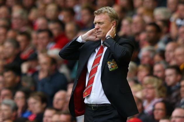 Manchester United Transfer News: David Moyes Must Make Splash on Deadline Day