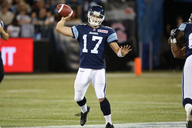 Next 6 Weeks Could Define Zach Collaros' Career