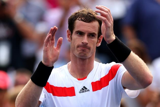 Andy Murray vs. Florian Mayer: Score and Recap from 2013 US Open