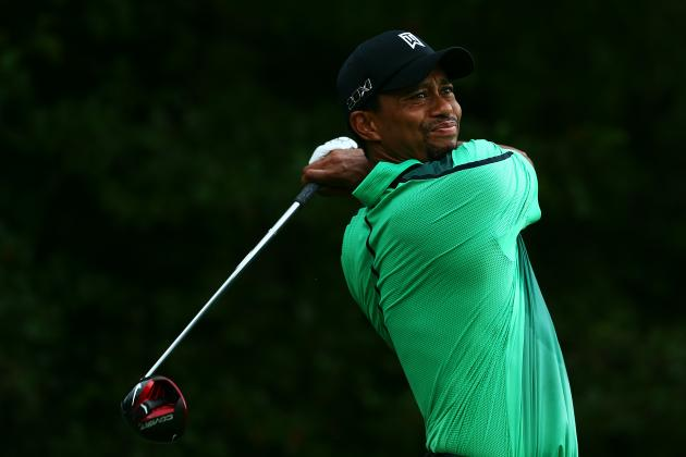 Tiger Woods at Deutsche Bank Championship 2013: Day 3 Recap and Twitter Reaction