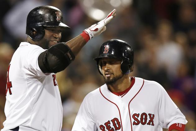 Shane Victorino Day-to-Day with Left Hip Contusion