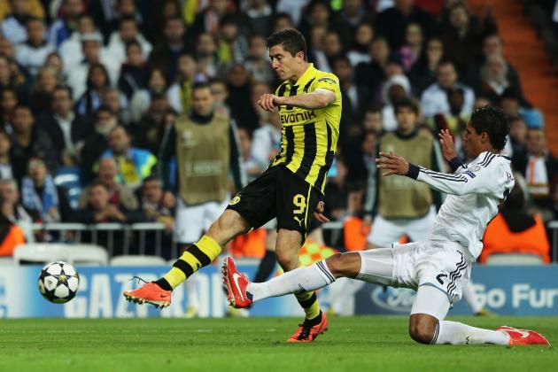 Is Robert Lewandowski Proving Dortmund Are Priority After Summer Transfer Links?
