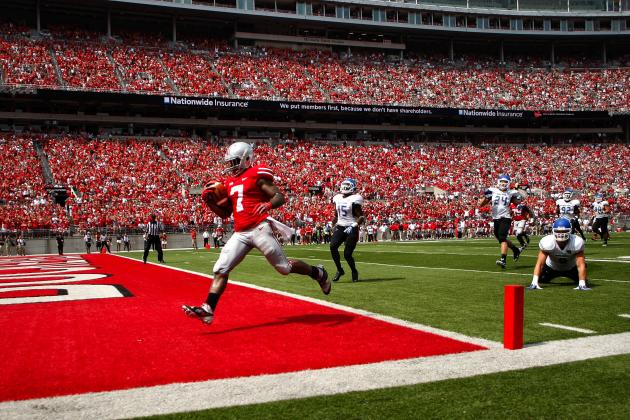 Ohio State Football: A Healthy Jordan Hall Makes the Buckeyes Very Dangerous