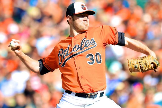 Baltimore Orioles: Chris Tillman's Rise to Becoming an Ace