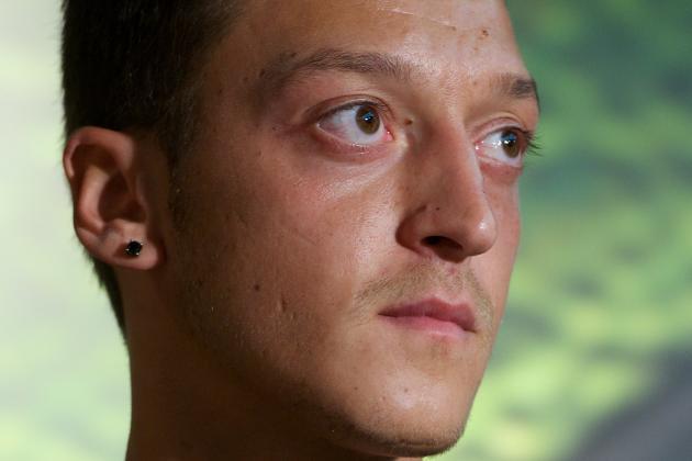 Mesut Ozil Transfer News and Rumours: Latest Updates for Sept. 2 Deadline Day
