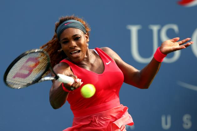 Serena Williams vs. Sloane Stephens: Score and Recap from 2013 US Open