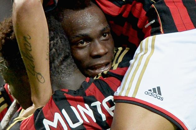 Milan Win on Goal-Laden Weekend