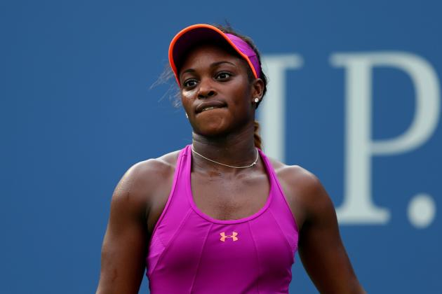 What Sloane Stephens' Loss to Serena Williams Means for Remainder of 2013