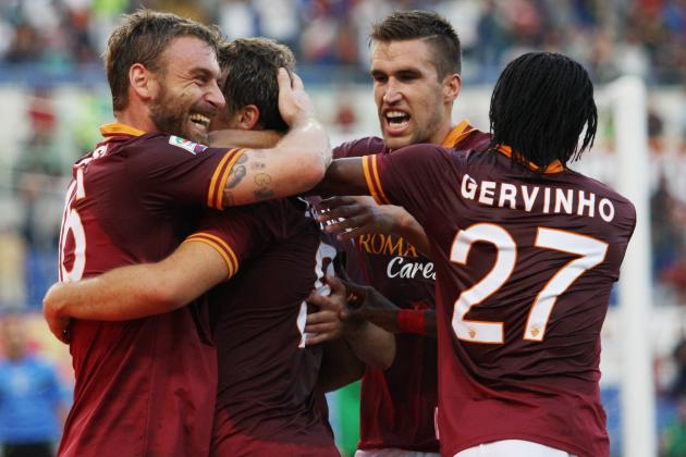Confident Roma Seal Consecutive Wins