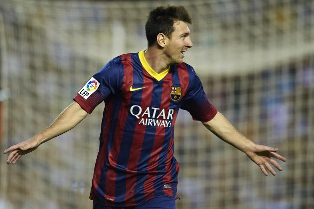 Lionel Messi Shows He Is Back to His Best in Barcelona Win over Valencia