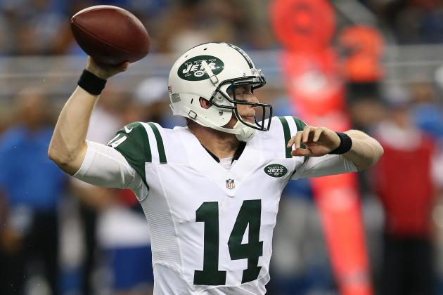 Report: Ex-Jets QB Greg McElroy Headed to Bengals