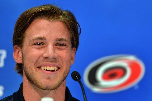 Breaking Down Carolina Hurricanes' Top NHL-Ready Forward Prospects