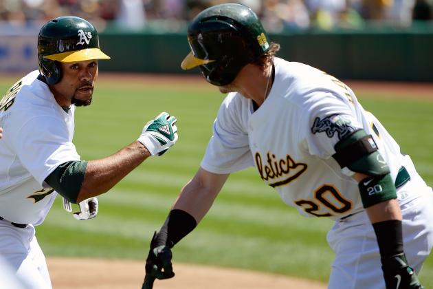 Oakland Athletics vs. Tampa Bay Rays Live Blog: In-Game Analysis and Reactions