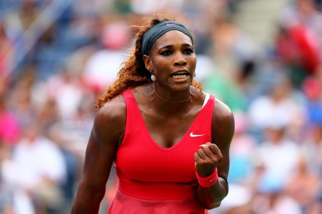 US Open Tennis 2013: Serena Williams' Clinical Win Is Sign of Things to Come