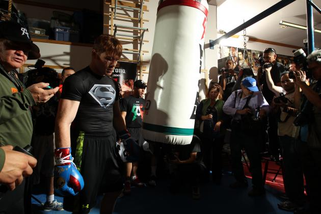 Mayweather vs. Canelo: Breaking Down How Alvarez Can Pull Off Upset for the Ages