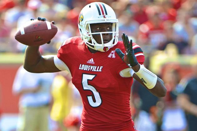 Teddy Bridgewater Should Be the Heisman Favorite, but Is Anybody Watching?