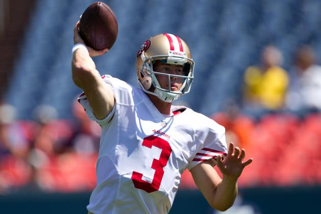 GB Grabs Ex-49ers QB Tolzien Just in Time for Week 1