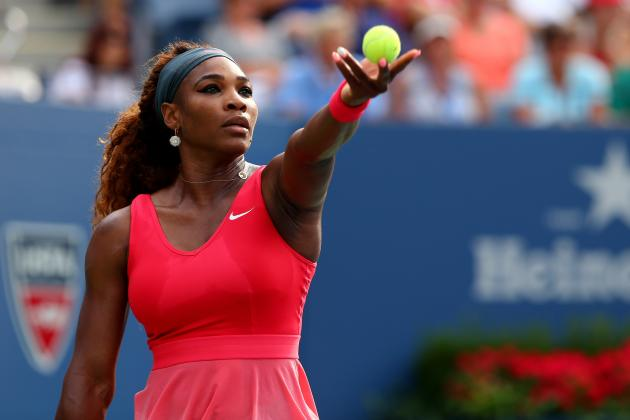 US Open Tennis 2013: How Time Off Is Paying Huge Dividends for Serena Williams