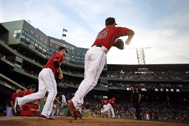 Red Sox Earn 1st Series Sweep in a Month