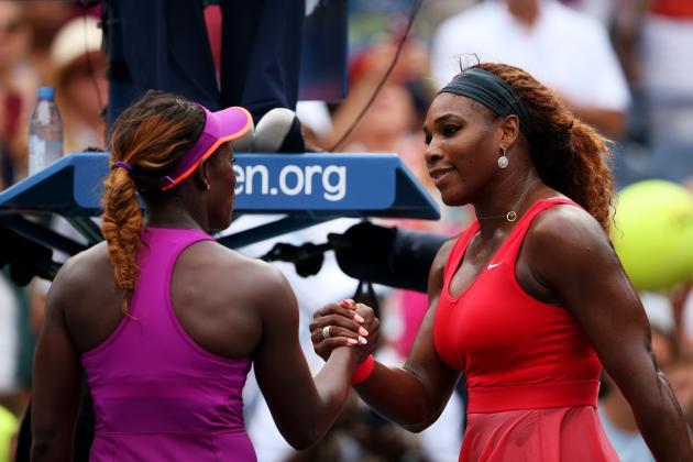 Serena Williams vs. Sloane Stephens: WTA's No. 1 Proves She's U.S. Open Favorite