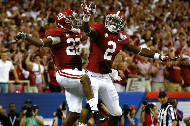 Alabama Football: What You Should and Shouldn't Be Concerned About After Week 1