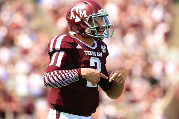 What the Experts, Analysts and Columnists Are Saying About Johnny Manziel