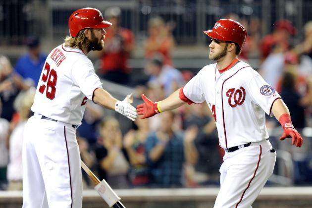 Werth Fuels Rally as Nats Dodge Mets Sweep