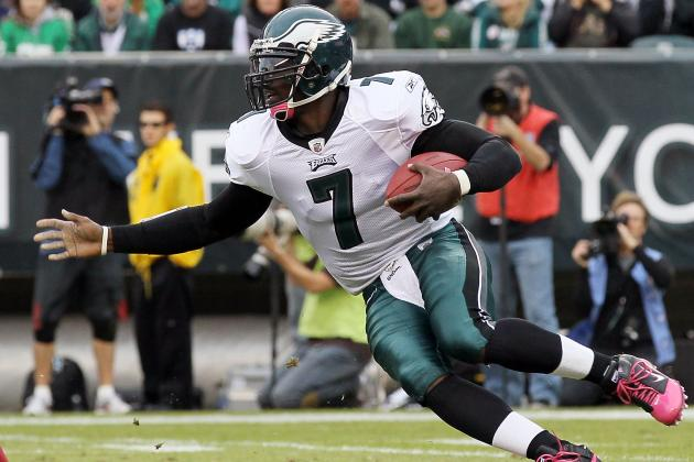 Dissecting Best Individual Matchups to Watch in Philadelphia Eagles' Week 1 Game