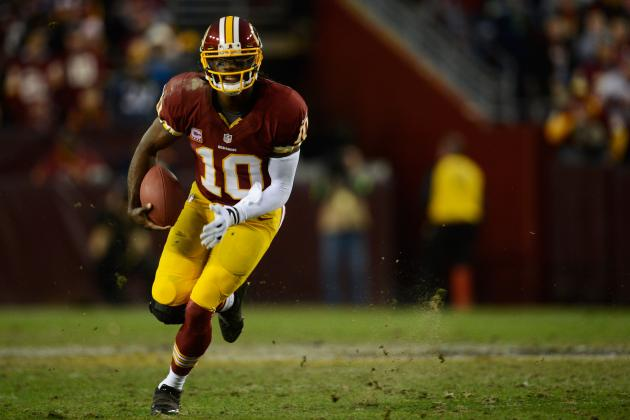 Robert Griffin III Must Be Pocket Passer During Redskins' Season Opener
